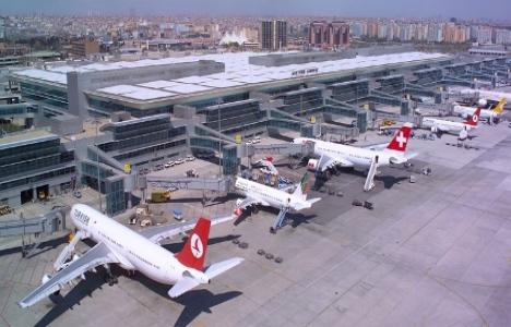 Sabiha Gökçen Havaalanı Bayramda Rekor Kırdı!