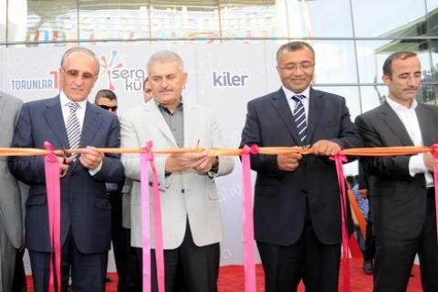 Sera Kütahya Alışveriş Merkezi Törenle Açıldı!