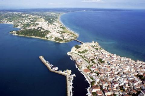 Sinop'u İkiye Bölecek Kanal Projesine Halk Karar Verecek!