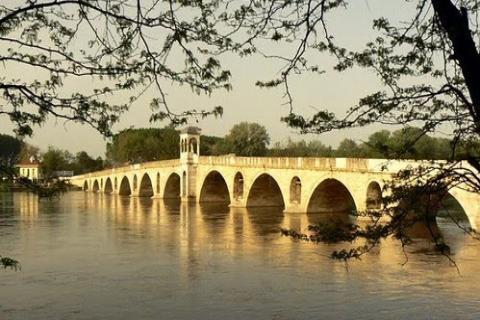 Türkiye-Yunanistan Sınırına 2 Yeni Köprü Yapılacak!