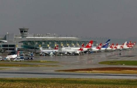 Üçüncü Havalimanının İnşaatı Zorlayacak!