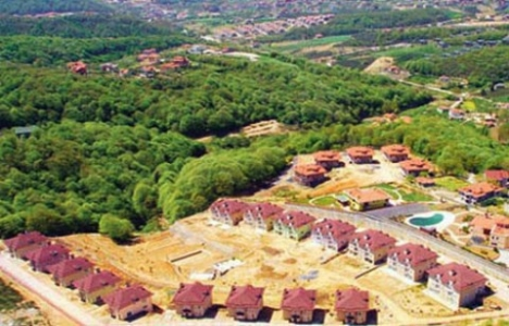 Ümraniye'de 2b Arazilerindeki 13 Bin Bina Yıkılacak!