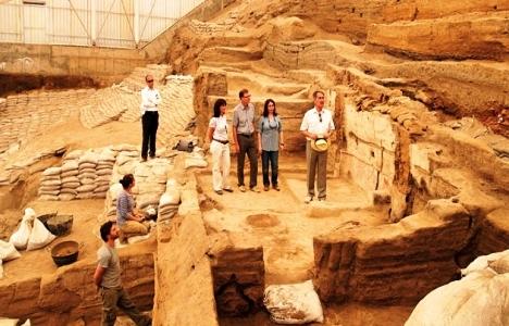 UNESCO Çatalhöyük'ü Ayakta Alkışladı!