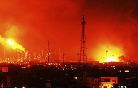 Venezüela'da Petrol Rafinerisi Patladı 26 Kişi Öldü!