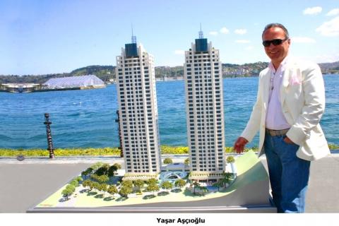 Yaşar Aşçıoğlu, Yunanistan'da Arsalar İçin Görüşmelere Başladı!