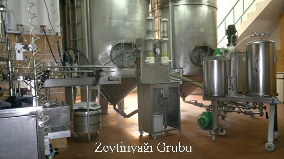 Satılık AYÇİÇEK ve ZEYTİNYAĞI Faal Fabrika