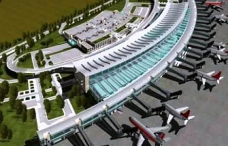 3'üncü Havalimanı Projesine Adalı Holding de Talip!