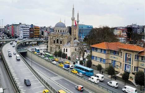 Aksaray'a 60 Bin Metrekarelik Yeni Meydan Geliyor!