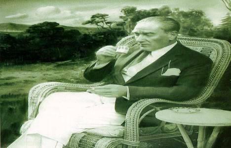 Atatürk'ün Kahve İçtiği Mekan Yeniden Yapılacak!