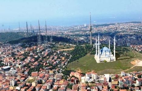 Çamlıca Camii İçin 47 Mimar Başvuru Yaptı!