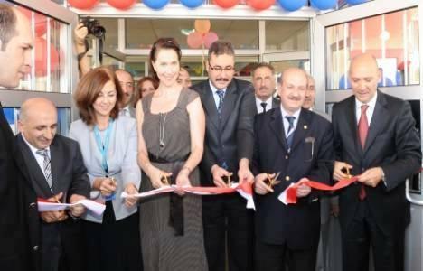 Elazığ'da 300 Bin Dolarlık Anaokulu Açıldı!