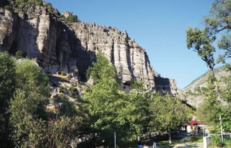 Gavur Evleri Turizm Cenneti Olarak Kullanılıyor!