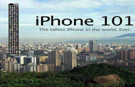 iPhone 5 Sosyal Medyada Gökdelen Oldu!