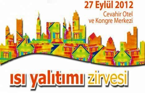 Isı Yalıtımı Zirvesi, İstanbul Çevre ve Şehircilik İl Müdürlüğü, izoder, Kale Mantolama