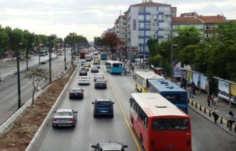 İstanbul'da Otobüs Yolu Uygulaması Başarılı Oldu!