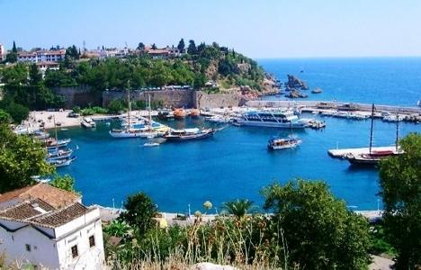 İstanbul'dan Sonra En Çok Yeni Yatırımı Antalya Aldı!