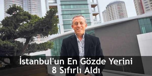 İstanbul'un En Gözde Yerini 8 Sıfırlı Aldı
