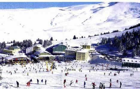 Kayak Merkezleri Kış Turizmine Hazırlanıyor!