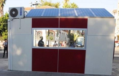 akıllı durak, Antalya Büyükşehir Belediyesi, antalya klimalı otobüs durağı, Arap Emirlikleri, Boğaçayı Tesisleri, klimalı otobüs durağı, klimalı otobüs durağı açıldı, klimalı otobüs durağı nerede