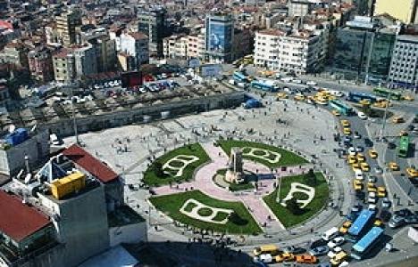 Mimarlar Taksim Yayalaştırma Projesine Karşı!