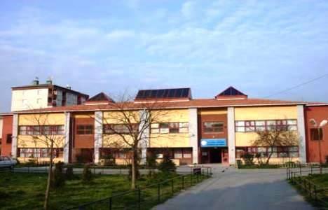 Ataşehir'de Okulda Tadilat Yarım Kaldı!