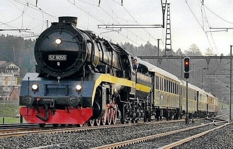Orient Express İstanbul'a Ulaştı!