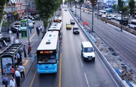 """""""Otobüs Yolu"""" Uygulamasına İstanbullu Sahip Çıktı!"""