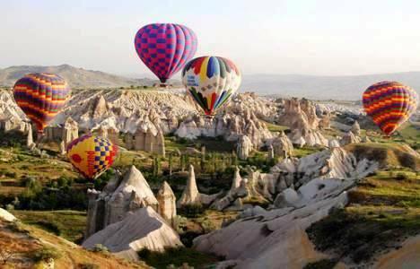 Peri Bacaları Turizm Balon Turlarıyla Yükselişe Geçti!
