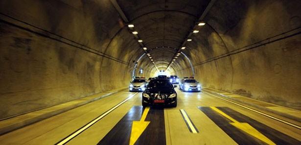 Sarıyer-Çayırbaşı Tüneli 8 Eylül'de Açılıyor