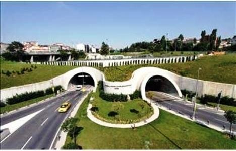 Sarıyer-Çayırbaşı Tüneli ile 20 Kavşak ve Yol Açıldı!