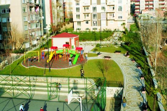 Sitenizin Parkı Belediyeye Ait Çıkarsa…