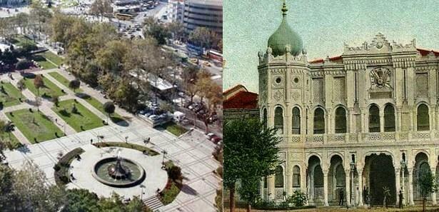 Taksim'deki Camiyi İsmet İnönü Yıktırdı!