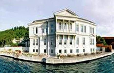 Tansu Çiller'in Yalısı Restoran Olacak!