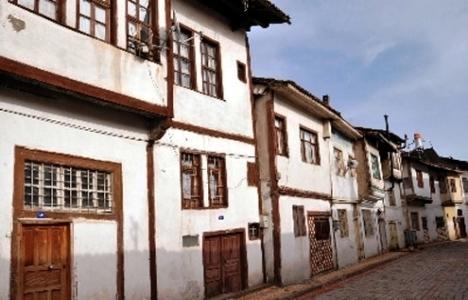 Tarihi Zile Evleri Turizme Kazandırılıyor!