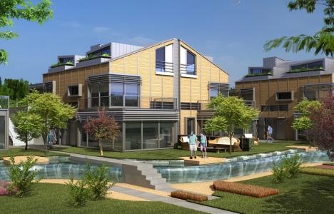 Terrace Doğa'da Evlerin Fiyatı 1 Milyon Liradan Başlıyor!