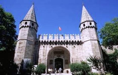 Topkapı Sarayı'ndaki Tuvaletleri Çanakkale Seramik Yeniledi!