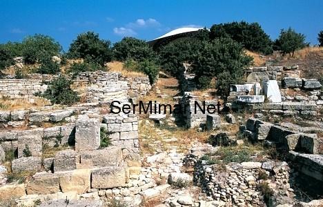 Truva Antik Kenti Kazısında Şehir Kalıntıları Ortaya Çıktı!
