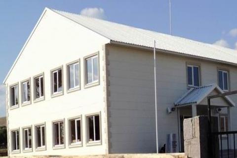 Alaköy Yeni Okuluna Kavuşuyor