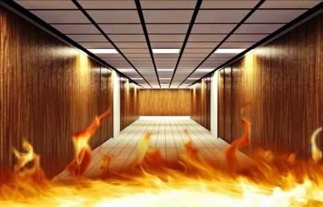 Yapı Sektörüne Yangına Dayanıklı Duvarlar!