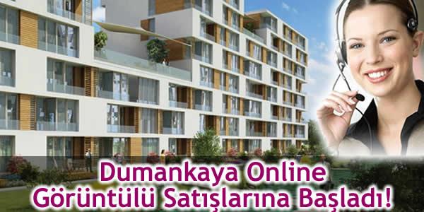 Dumankaya Online Görüntülü Satışlarına Başladı!