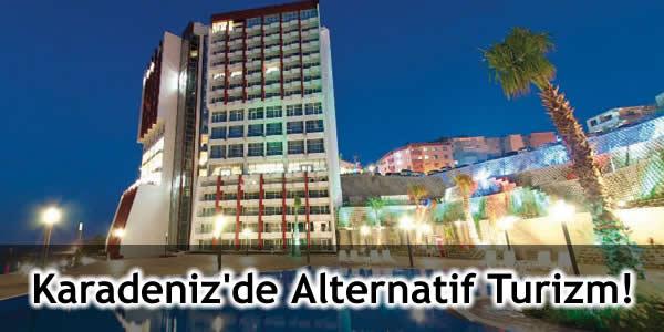 Karadeniz'de Alternatif Turizm!