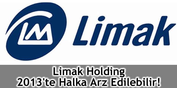 Limak Holding 2013'te Halka Arz Edilebilir!