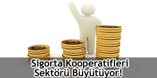 Sigorta Kooperatifleri Sektörü Büyütüyor!