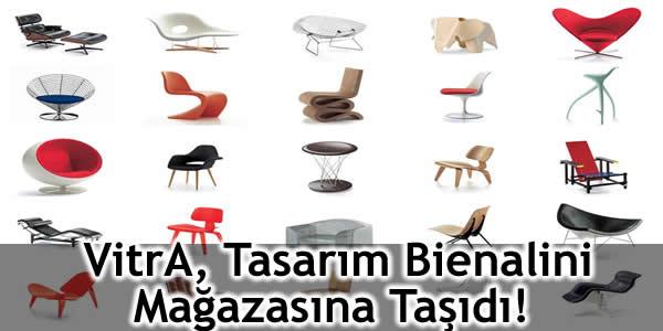 VitrA, Tasarım Bienalini Mağazasına Taşıdı!
