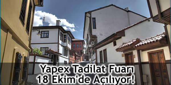 Yapex Tadilat Fuarı Antalya'da 18 Ekim'de Açılıyor!