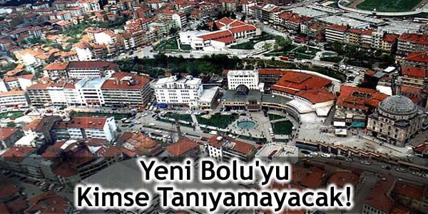 Alaaddin Yılmaz, Bolu, Bolu Belediyesi, doğalgaz, elektrik, içme suyu, İzzet Baysal Caddesi, kanalizasyon, Şanzelize, telekom, yağmur suyu