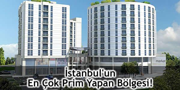 İstanbul'un En Çok Prim Yapan Bölgesi!