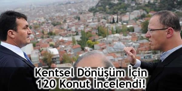 Ak Parti, belediye başkanı, Bursa, kentsel dönüşüm, Mustafa Dündar, Osmangazi, Projeler, Projeler haberleri