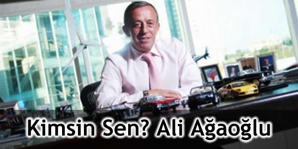Kimsin Sen? Ali Ağaoğlu