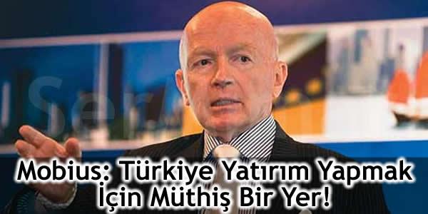 Mobius: Türkiye Yatırım Yapmak İçin Müthiş Bir Yer!